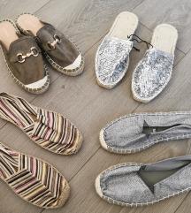 4x nov par obutve št . 36