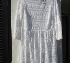 NOVA Yessica čipkasta obleka