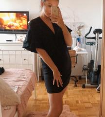 Zara obleka crna