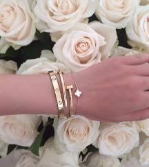 Cartier Love zapestnica replika