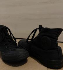 Črni all star čevlji