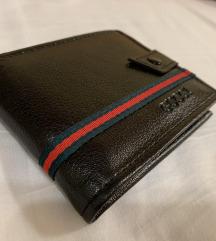 Nova moška denarnica Gucci