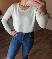 crop pulover NOVO