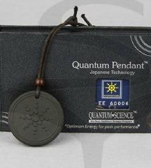 Kvantni obesek z bio skalarno energijo