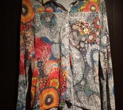 Pisana bluza / srajca Kalisson vel. M