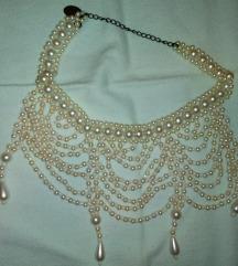 Perle - ogrlica