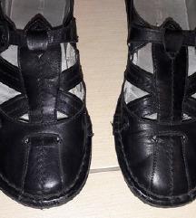 MASS USNJENI    čevlji 39