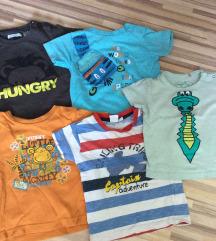 Otroške majice 80