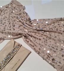 Torbica Fornarina+ obleka Liu Jo