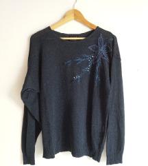 ZNIŽAN vintage pulover