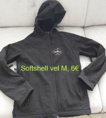 Črn softshell M