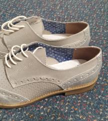 NOVI elegantni usnjeni čevlji