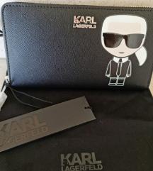 Karl Lagerfeld nova,orig. denarnica