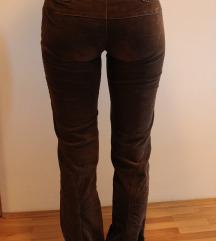 žametne hlače Only, 34 oz. XS