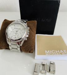 Michael Kors silver ura MPC 250€