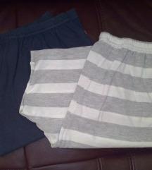 Fantovske pižama kratke hlače 2 kom.