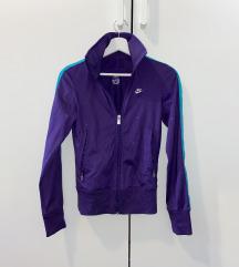 Nike vijolčna trackusit