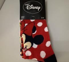 Disney nogavičke visoke - NOVO