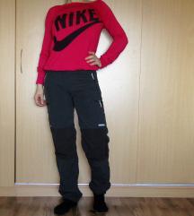 Icepeak pohodniške črne hlače