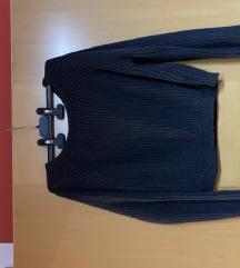 Temno siv pulover