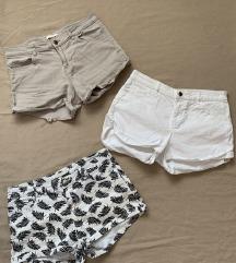 Komplet kratke hlače M