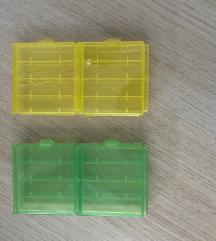 Škatlice za baterije