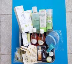 komplet nove kozmetike v košarici ( mpc 70 € )