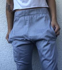 sive hlače unikat