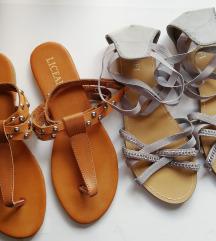 2 para novih poletnih sandalov