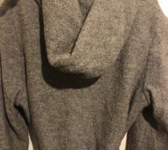 H&M siv plašč