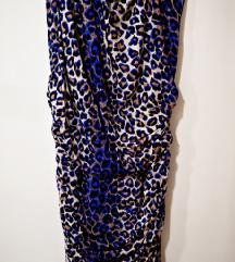 Drzna tigrasta obleka