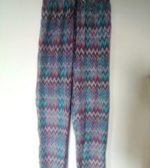 harem bohemian hlače S/M