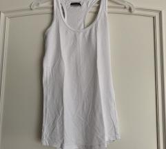 Navadna bela zara tank top majica