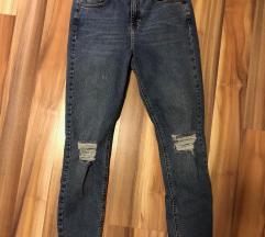 topshop jamie jeans kavbojke nove