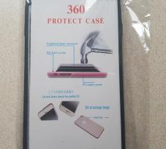 Ovitek s kal. steklom Samsung J7PRO