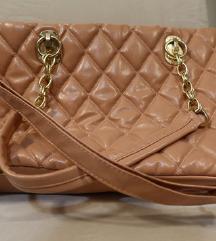 Usnjena torbica - nova