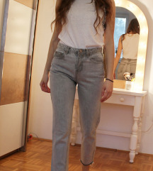Sive mom jeans Pull&Bear