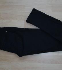 Zara temno modre hlače XXS