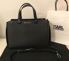 Karl Lagerfeld nova velika torbica- mpc 420 evrov