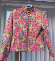 Nova Raimondo cvetlična jesenska jakna