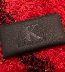 Denarnica CK črna