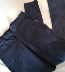 Elegantne chino temno modre hlače