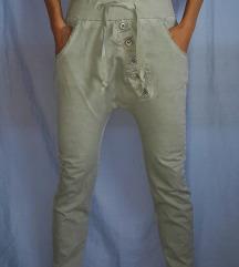 Baggy hlače, baggy pants, XS