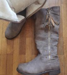 Škornji 39