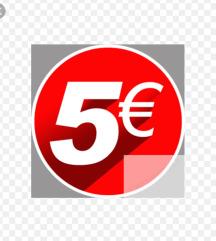 Vse po 5€