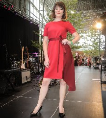 Unikatna ženska obleka