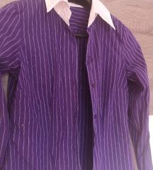 Vijolična srajca