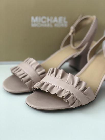 NOVO Michael Kors sandali, usnje, št. 39, MPC 160€