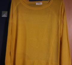 Zarin rumen pulover