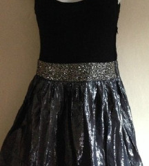 AKCIJA: modna glamurozna obleka UNI: XS S in M